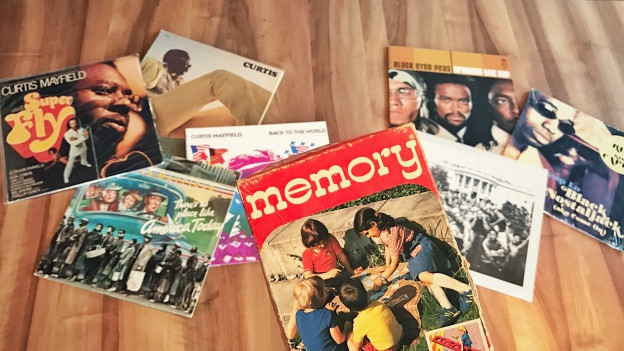 Das «Curtis Mayfield Sample-Memory» - In welchen Rap-Tracks verstecken sich welche Curtis Mayfield-Songs?