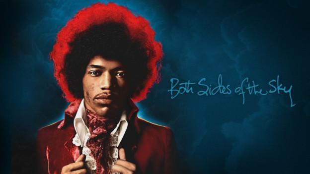 «Both Sides of the Sky» - Das neue Hendrix-Album mit unveröffentlichten Studiosessions von 1968-1970.