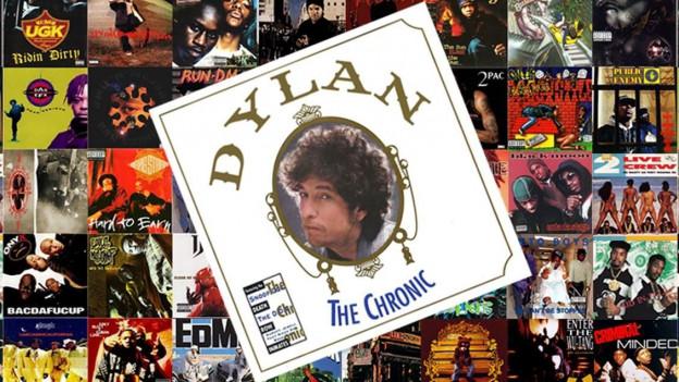 Bob Dylans Einfluss auf den Rap ist gross, textlich als auch musikalisch.