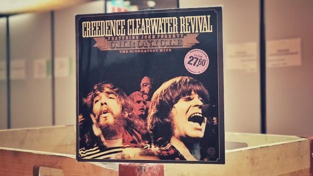 Creedence Clearwater Revival - Da muss schon eine Doppel-LP her als Best Of!