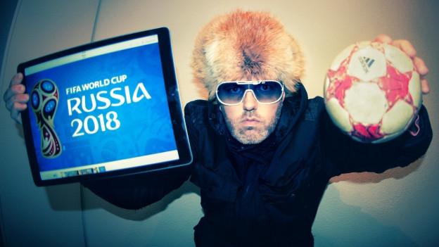 DJ Pesa goes Russia. Der heisseste Funk und der coolste Rap von Sibirien bis zum Kaukasus.