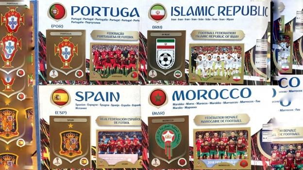 Der Soundtrack zu den letzten Gruppenspielen der Fussball-WM-Gruppe B.