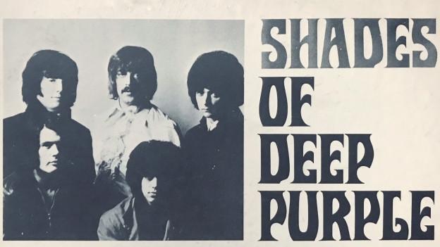 Das Deep Purple Debutalbum «Shades Of Deep Purple» ist kein Meisterwerk, aber der Startschuss einer gigantischen Rockkarriere!