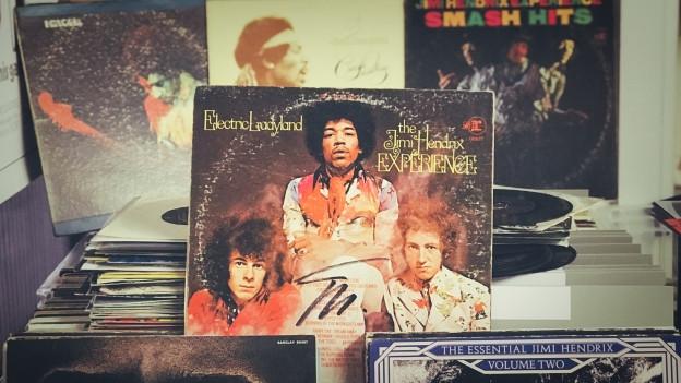 Electric Ladyland - Das dritte und letzte Studioalbum von Jimi Hendrix