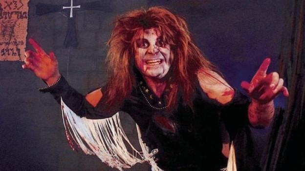 Ozzy Osbourne - «Prince of Darkness» oder «Godfather of Heavy Metal»