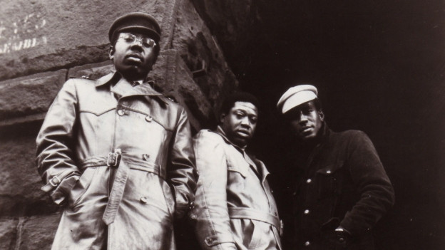 «The Impressions» - 60ies harmony Soul with attitude