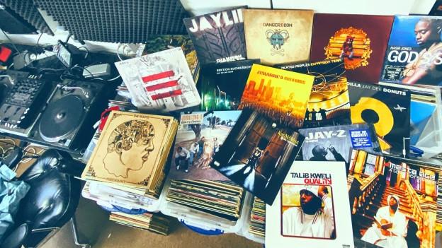2000er Rap - Eine Auswahl aus DJ Pesas Plattensammlung