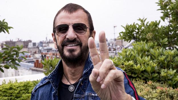 Happy Birthday! Beatles-Schlagzeuger Ringo Starr feiert am 07.07.2020 seinen 80. Geburtstag.