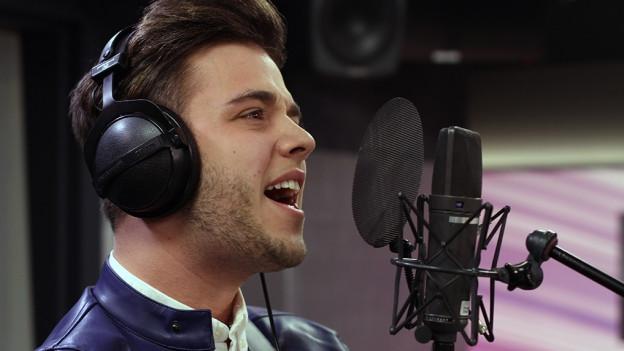 Luca Hänni covert «Purple Rain».