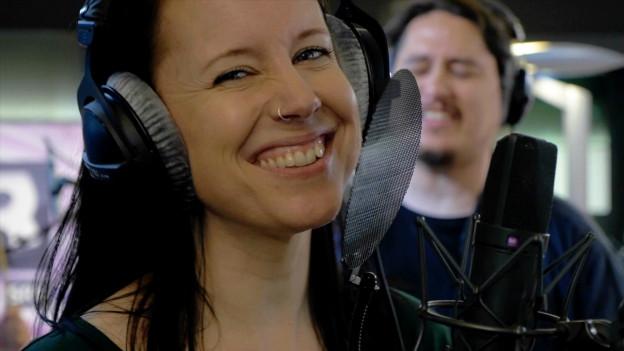 Redwood-Frontfrau Nicole Kammermann