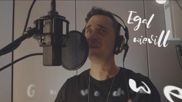 Schrieb die neue JRZ-Hymne und führt die Schweizer All-Star-Bande von «Jede Rappe zellt» an: Seven