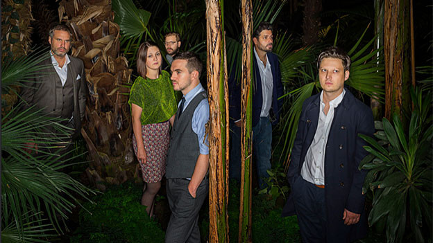 Haben sich in ihrem aktuellen Albun «Love» primär mit dem Thema Liebe auseinandergesetzt: die Deutsche Band Get Well Soon.