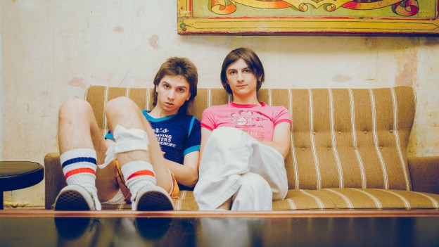 Portraitbild von der Band The Lemon Twigs.