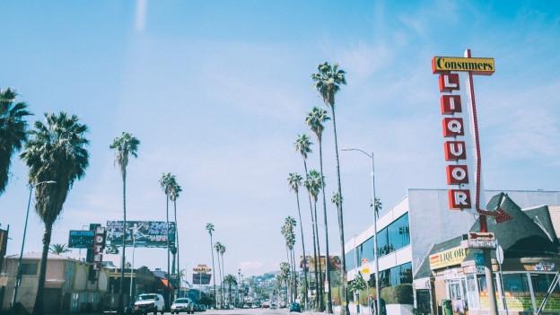 Stadt der Engel, Boulevards, und Bands: Los Angeles