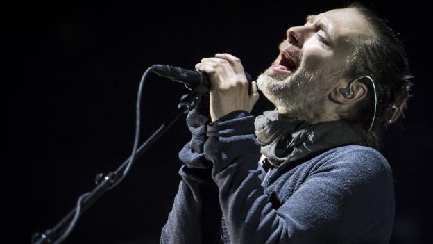 Die Headliner gibts am Samstag 7.40 Uhr zum Frühstück: Radiohead