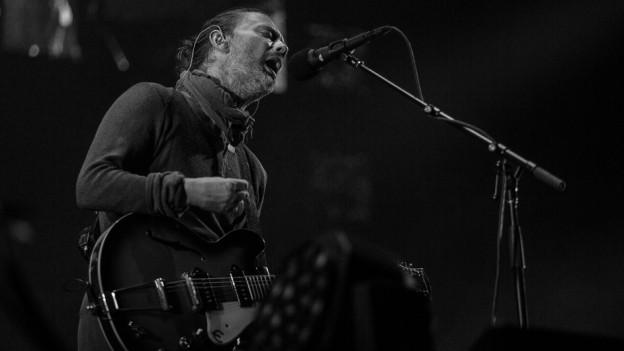Thom Yorke und Radiohead besuchen sich selber: OK Computer OKNOTOK