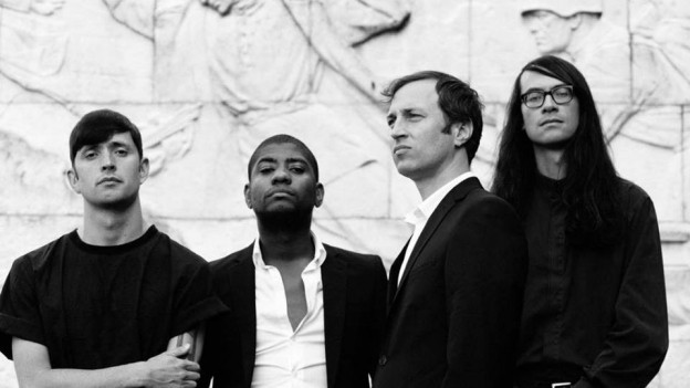 Algiers: Ryan Mahan, Franklin James Fisher, Lee Tesche und Matt Tong (v.l.)