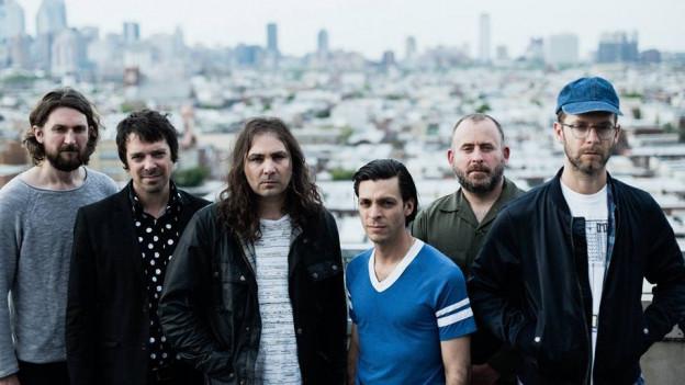 Finster dreingucken, Hammer-Album abliefern: The War On Drugs aus Philadelphia.