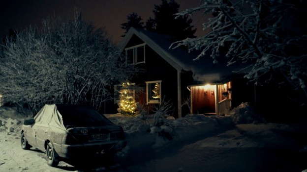 Wintermusik, zum Beispiel von Maud Geffrey. Das Video zu «Polaar.»