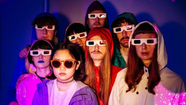 Superorganism: Globaler Pop aus Australien, Neuseeland, Japan und England