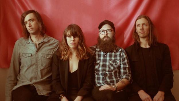 Frances Quinlans Soloprojekt-das-eine-Band-wurde läuft seit 2004. Jetzt bringt sie das 4. Album.