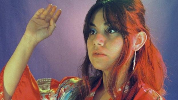 «Hey Kids»: Die 25jährige Produzentin Molina aus Kopenhagen bringt Sommer Vibes.