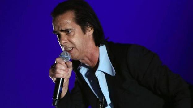 Der Prediger kommt nach Montreux: Nick Cave