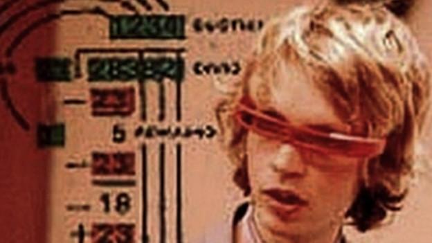 Schon vor 20 Jahren ein Star: Beck