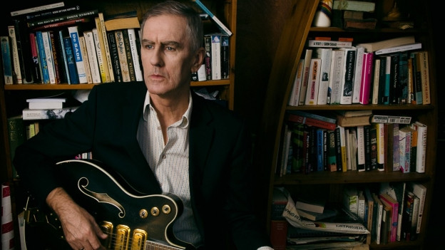 Robert Forster: Slowly but surely