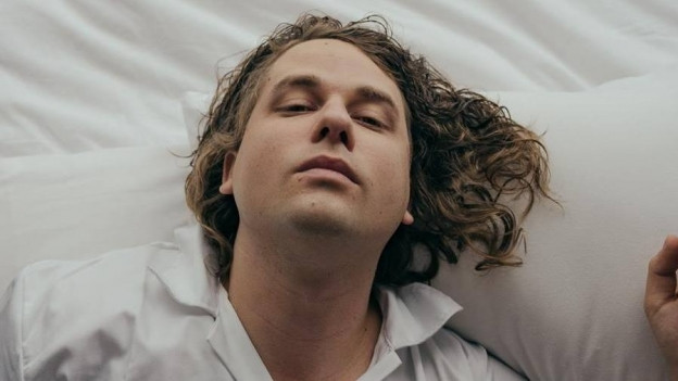 Schrieb «Oh My God» in «seiner Art Kirchen: Betten und Flugzeugen.» Kevin Morby