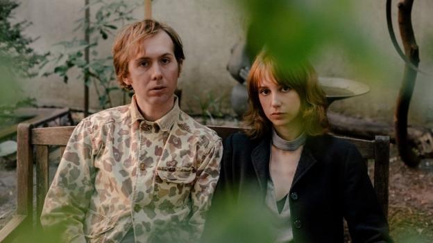 Flair für das Verschlossene: Olden Yolk schrieben ihr 2. Album «Living Theatre» absichtlich in einem Raum ohne Fenster.