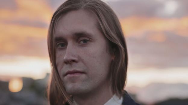 Entführt einmal mehr aus der realen Welt: Helsinkis Traumtänzer Jaakko Eino Kalevi.