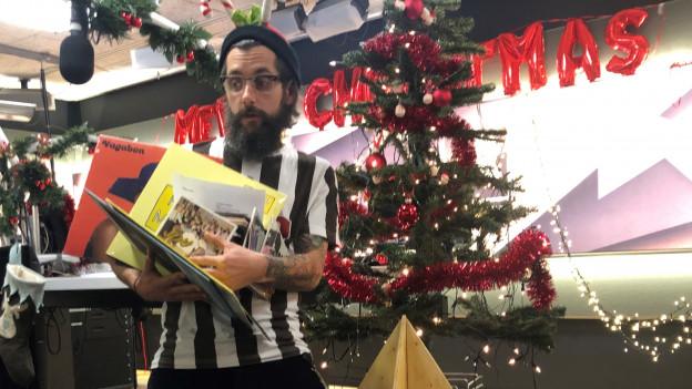 Weihnachtsmann Andi verschenkt mehr ein paar Sounds! Alben der Woche: Vagabon, Idles, Animal House und viele mehr!