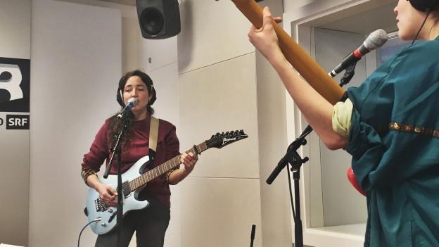 Melissa Kassab: Fand vor dem Gig am One Of A Million Festival in Baden die Ausfahrt ins Sounds!