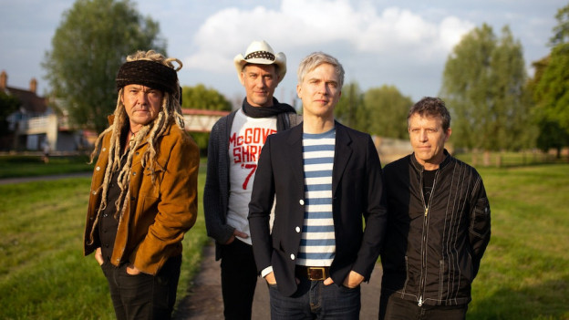 Erinnern mal an «Popular,» mal an «Whose Authority»: Nada Surf sind immernoch in Form.