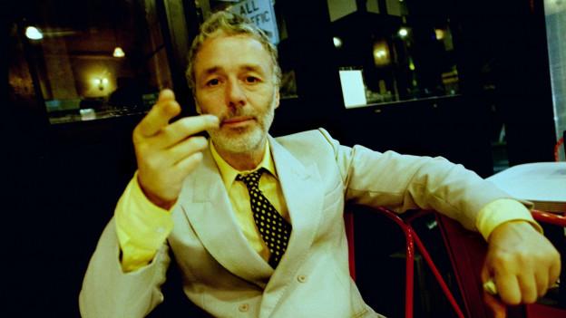 Baxter Dury: Ein Miesepeter im Londoner Pub