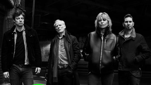 Pretenders: Die letzte LP mit der ganzen Band vornedrauf gabs im 1984