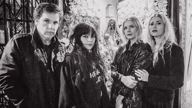 Psych-Rock aus der Garage: LA's Death Valley Girls sind mit «The Universe» diese Woche top.