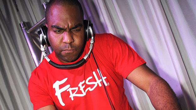 Gehört zu den gefragtesten Reggae-DJs: Jazzy T.