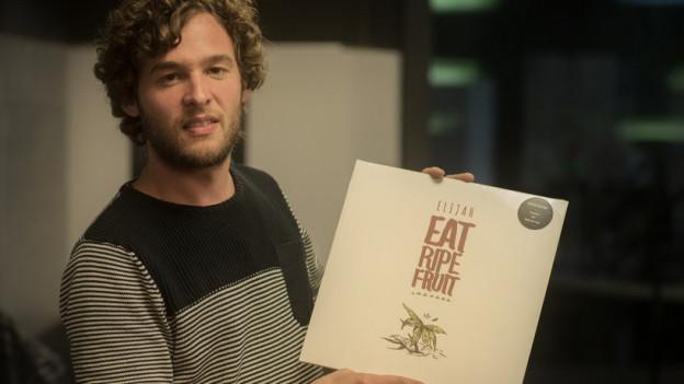 Elijah plant eine Special Edition seines Albums «Eat Ripe Fruit».