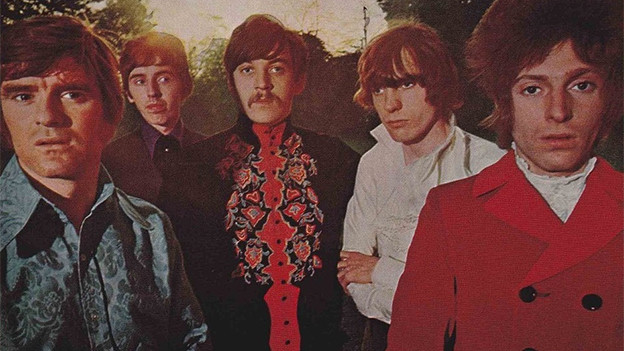 Procol Harum («A Whiter Shade Of Pale»)