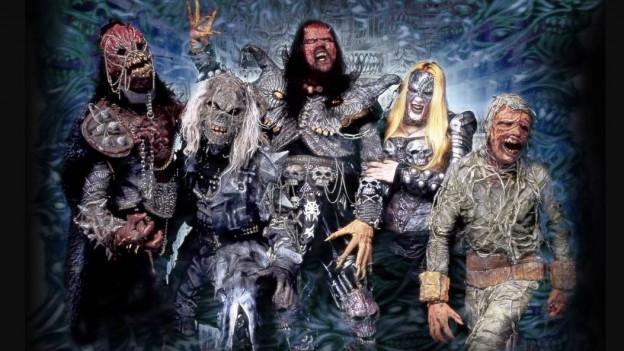 Oh, Lordi: Als die ganze Welt «Hard Rock Hallelujah» sang zeigte der Kalender 2006.