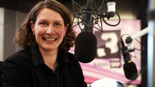Kathrin Lehmann stellt sich dem Volk!