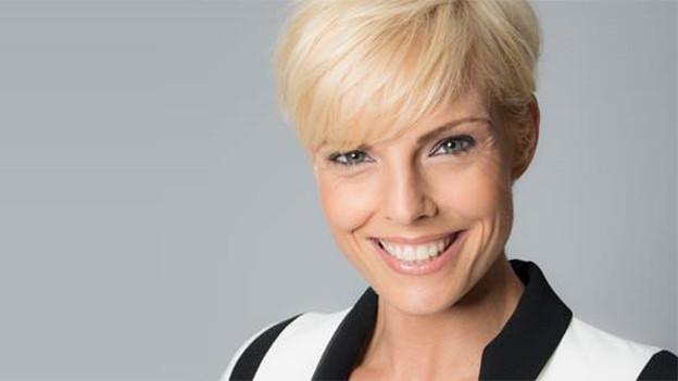 Ex-Miss Schweiz Stéphanie Berger.