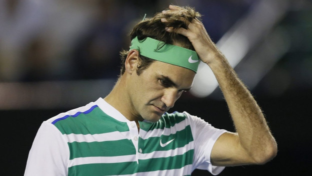 Roger Federer blieb bis jetzt verschont von der Grippewelle.