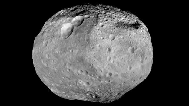 Ein Asteroid.