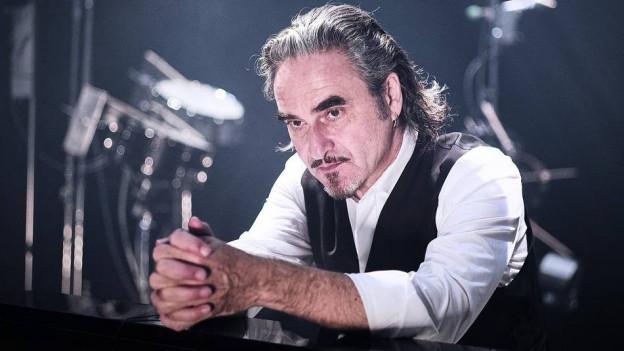 Sänger Stephan Eicher