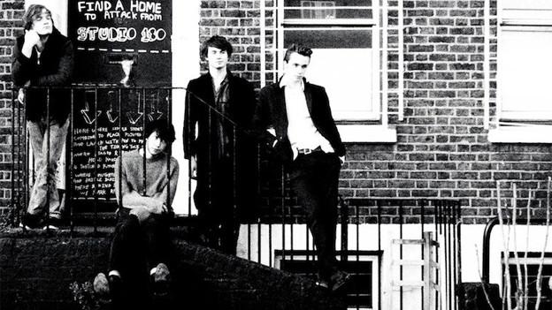 Überzeugt mit frischen und saftigen Songs: Das Londoner Quartett Palma Violets