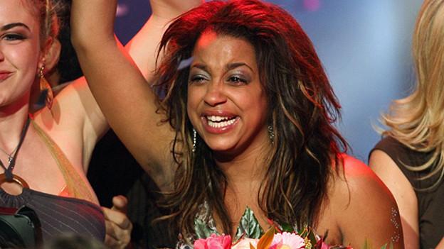 Fabienne Louves gewann 2007 die Castingshow MusicStar