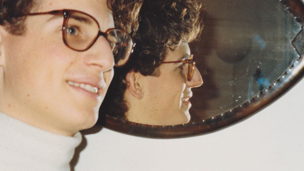Flashback: SRF 3 Stilpapst Jeroen van Rooijen in den 80ern.